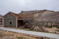 Rhyolite/Beatty, NV